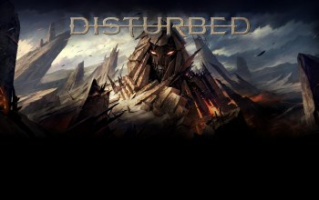 Disturbed,the vengeful one,immortalized