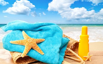 лето,starfish,beach,vacation,accessories,towel,каникулы,summer