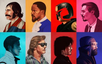 Mike mitchell,Django unchained,drive,gangs of new york,reservoir dogs,judge dredd,they live