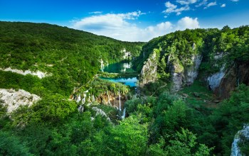 plitvice lakes national park,национальный парк,croatia,donja jezera
