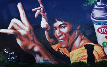 graffiti,bruce lee,брюс ли