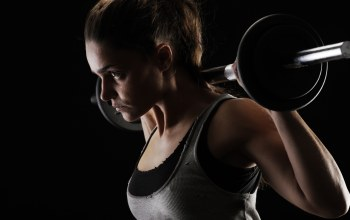 woman,weight,Weight bar