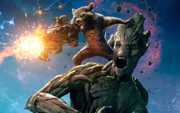 rocket,laser,movie,warriors,groot,guardians of the galaxy,raccoon,film,hero,heroes