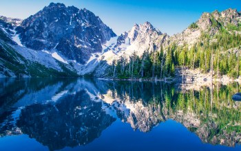 Colchuck lake,cascade range,colchuck peak,washington,alpine lakes wilderness