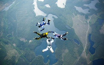formation skydiving,парашютизм,парашютисты,4-way fs