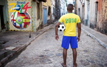 football,Brasil,flag