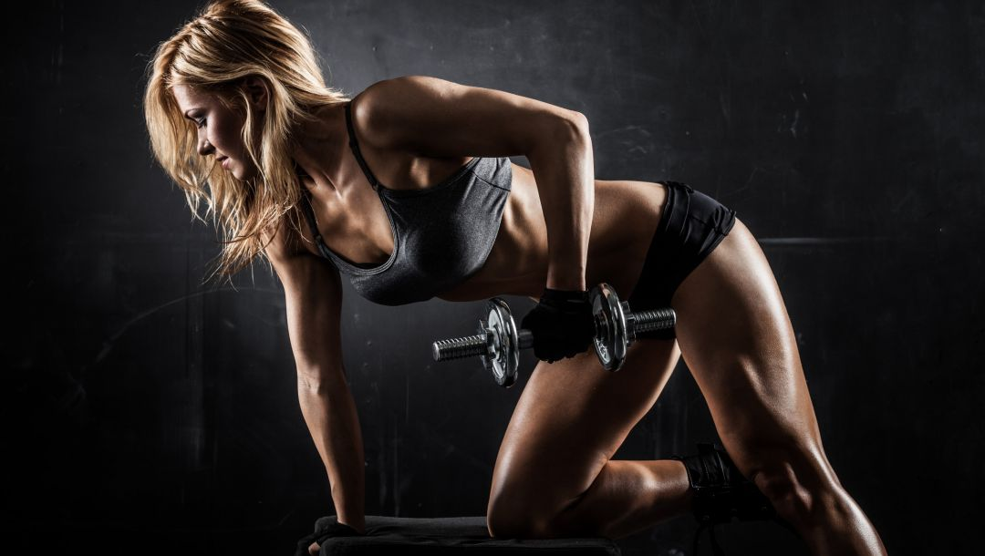 workout,pose,gym,Women,Dumbbell