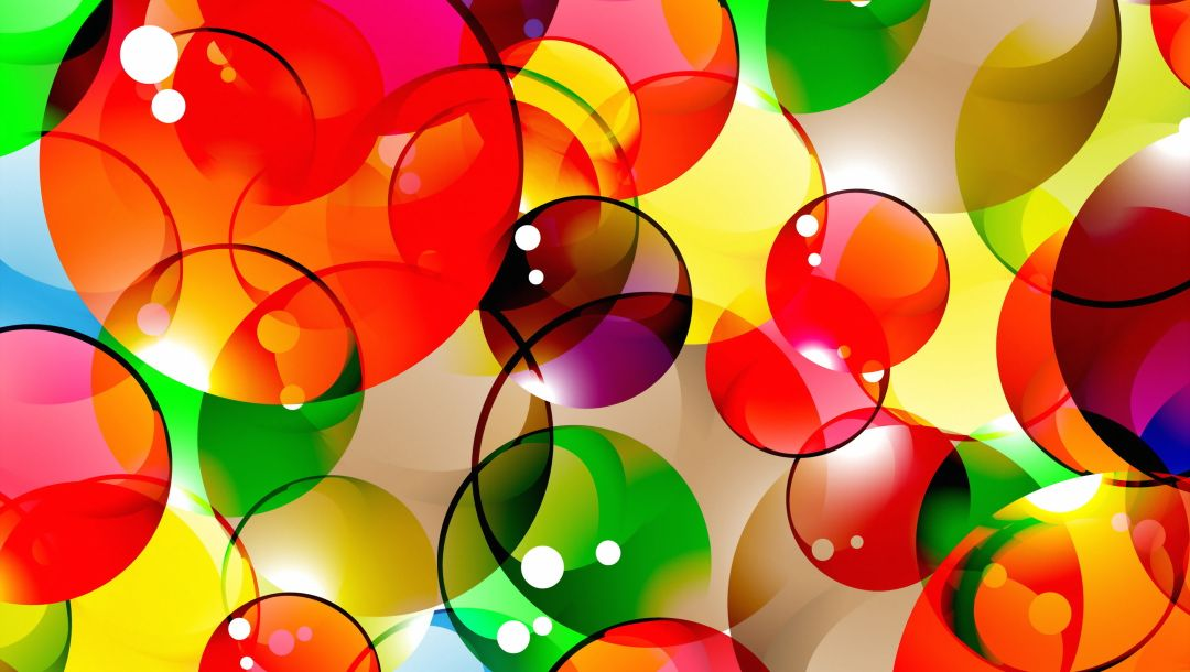 background,colorful,bubbles,пузыри,Abstract