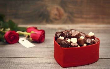 Bouquet,heart,red roses,holiday,chocolate,photography,february 14,Red,photo