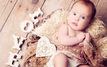 голубые глаза,beautiful little girl,Happy baby,heart,lovable