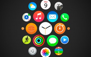 меню,иконки,Color,эпл,Apple watch,ios