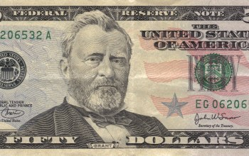 fifty,united,Grant,federal,states,dollars,note,america