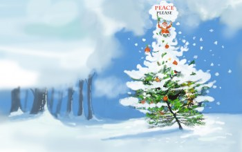 Please peace,christmas