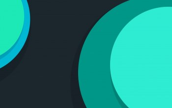 circles,design,lines,Android 5.0,lollipop,blue,ovals