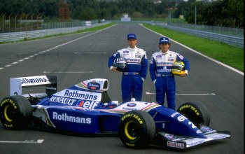 тоулмен,1984,1985-1987,damon hill,уильямс,Ayrton senna