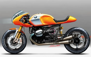 ninety,concept,Bmw,bike