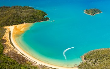 Abel tasman,ocean,beach,coast,boat,new zealand,National park