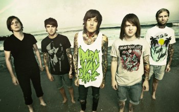 Bring me the horizon,oliver sykes,deathcore,post-hardcore,оливер сайкс,metalcore
