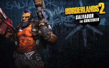 gearbox software,salvador,gunzerker,2k games,Borderlands 2,fps,unreal engine 3