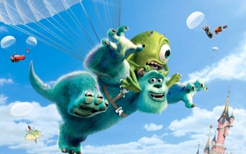 monsters,уолт дисней,inc.,Monsters university