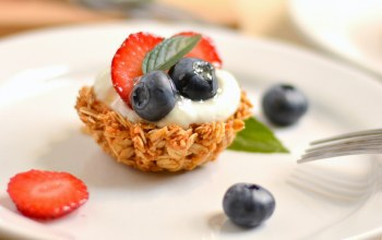 fruit,торт,Tart,Strawberry,фрукты,Blueberry,cream