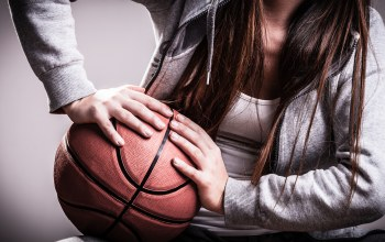 Ball,basketball,woman