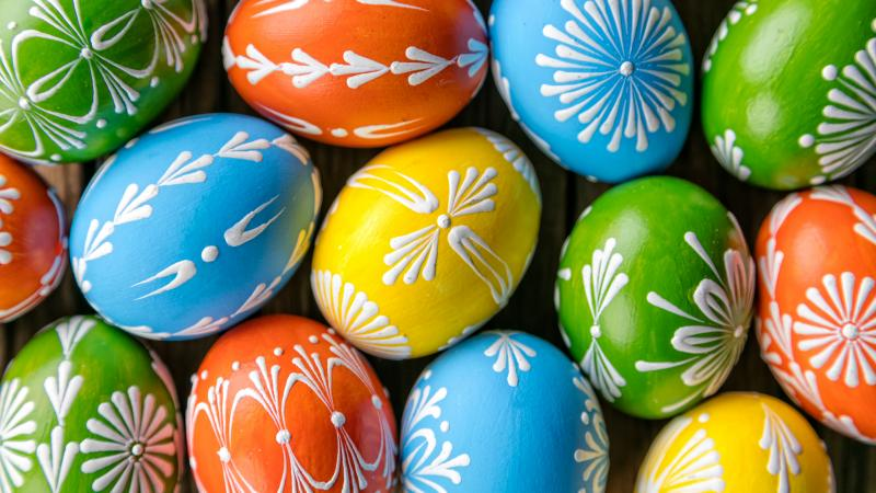 colorful,holiday,пасха,яйца,spring,Весна,wood,happy,Easter,eggs