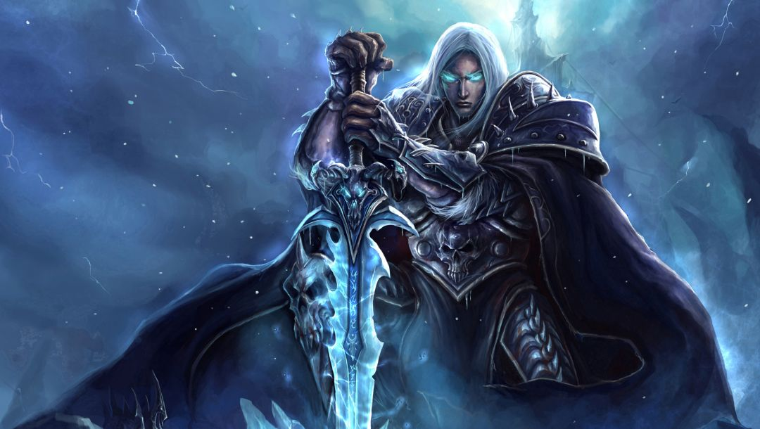 world of warcraft,wow,lich king,arthas menethil,артас менетил