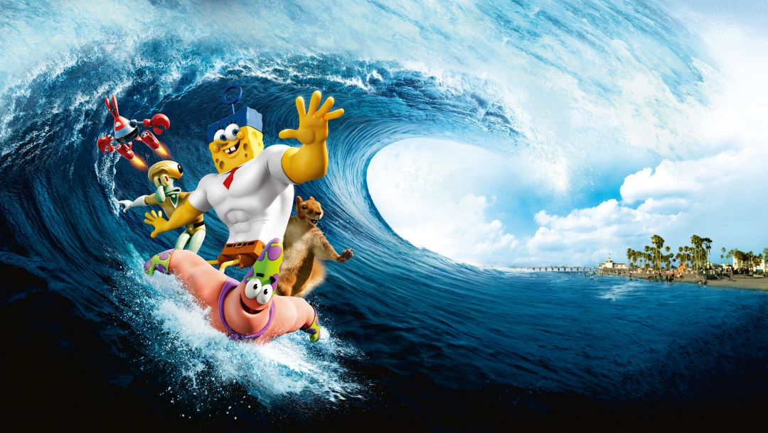 The spongebob movie,sponge out of water,the spongebob movie: sponge out of water