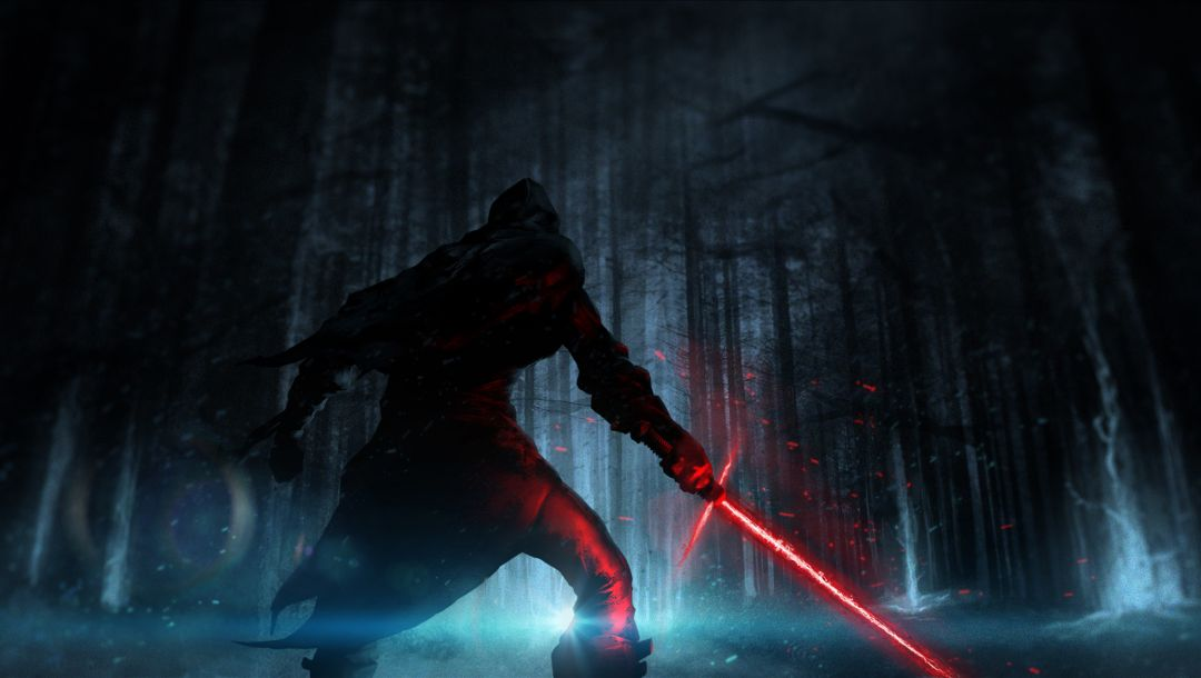 Star wars: the force awakens,the force awakens,sith,lightsaber