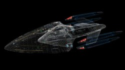 The enterprise,autocad,Star trek