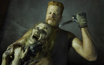 michael cudlitz,the walking dead,ходячие мертвецы