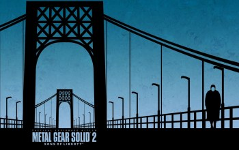 mgs,minimalism,Metal gear solid 2: sons of liberty,konami