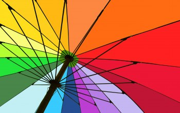 umbrella,colors,structure