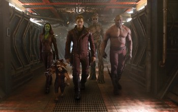 star lord,rocket raccoon,groot,drax the destroyer,Guardian of the galaxy