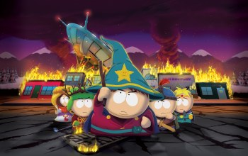 the stick of truth,ubisoft,game,south park