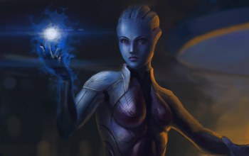 liara,mass effect