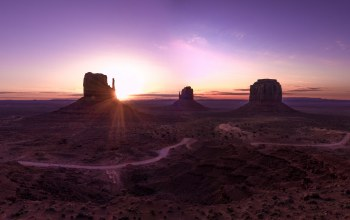 долина,Monument valley,пустыня,Arizona,landscape