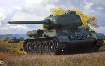 t-34-85,средний,ссср,World of tanks,советский