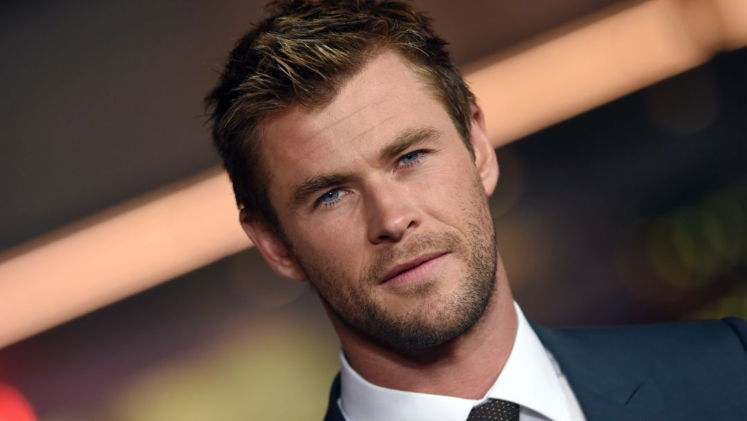 актер,chris hemsworth,портрет,костюм,Крис хемсворт