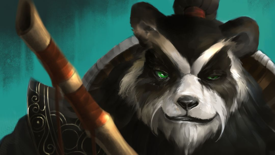 world of warcraft,heroes of the storm,wow,морда,warcraft,chen,hots,Панда