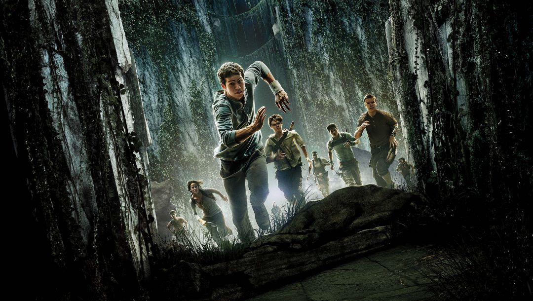 film,movie,The maze runner,will poulter,thomas,gally