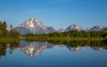 rocky mountains,Grand teton national park,mount moran,wyoming,snake river