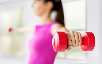 training,dumbbells