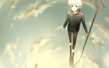 jack frost,Вода,escente,Rise of the guardians