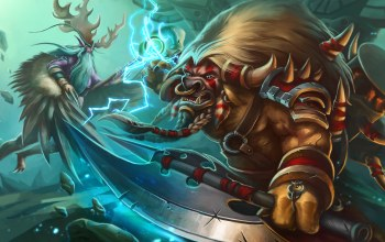 warcraft,e.t.c.,malfurion stormrage,rock god,archdruid,heroes of the storm