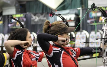 Arrows,Women,shooting,archery