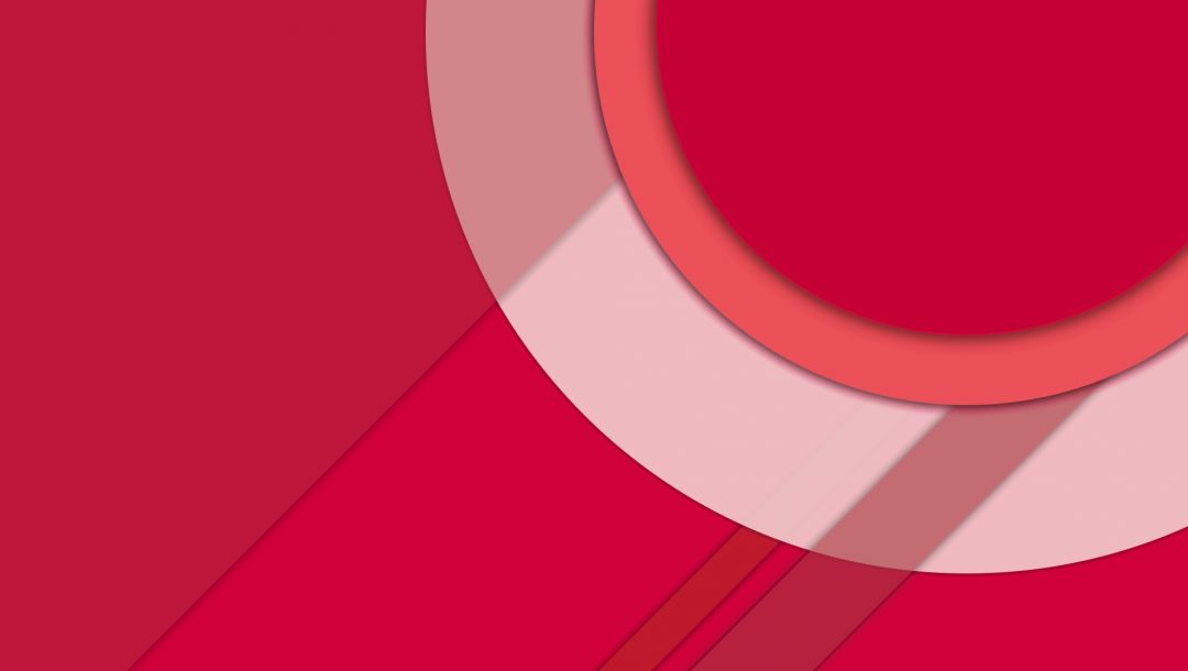 design,line,circles,lollipop,Android 5.0,Red