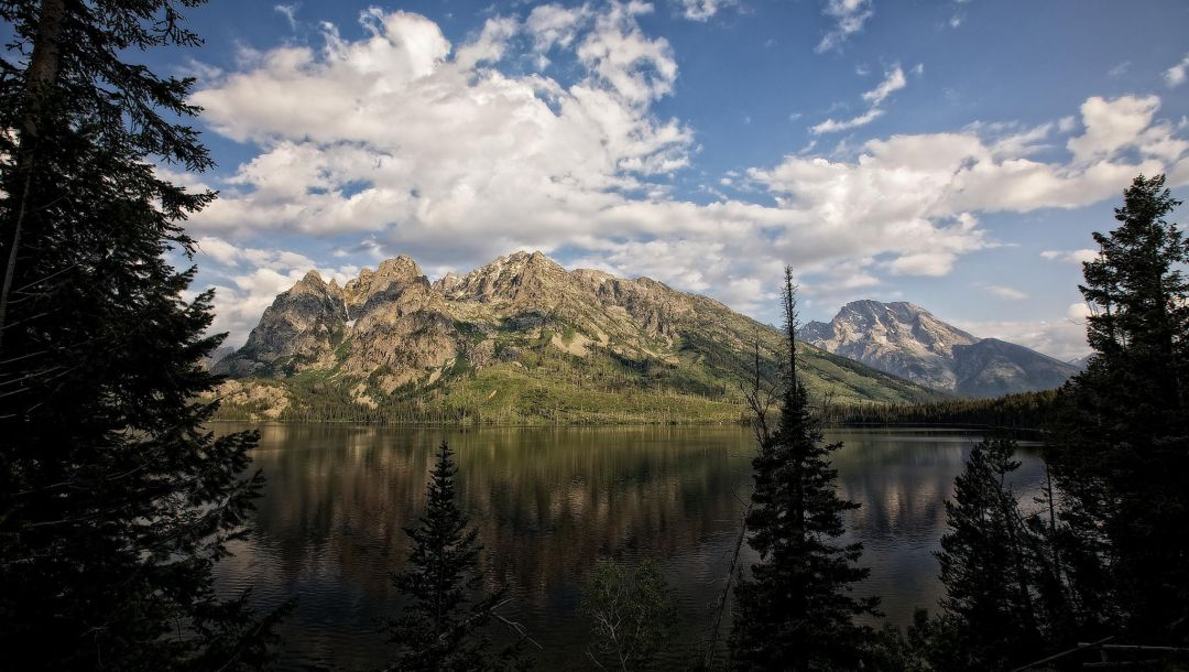 Teton national park,wyoming,Jenny lake
