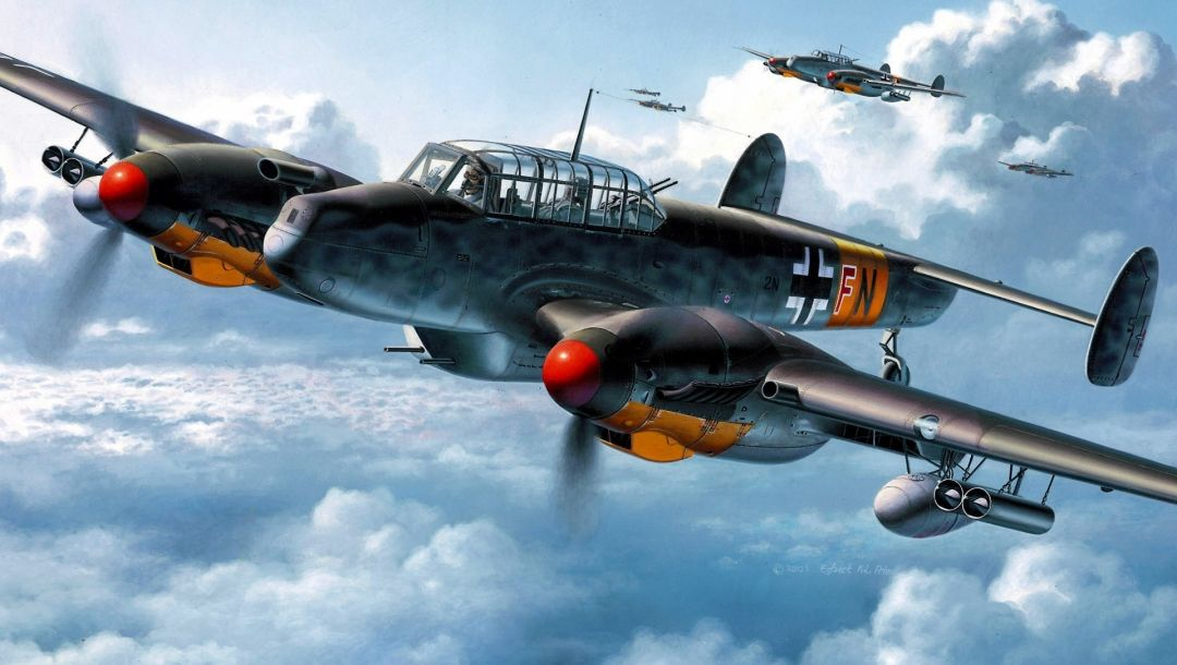 World of warplanes,самолеты,wargaming.net,bf.110